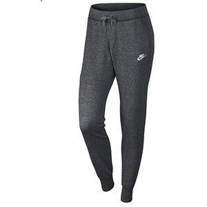 Nike Women's Charcoal Joggers